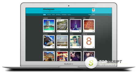 Instagram Web Viewer
