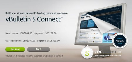 vBulletin v5.1.0 Connect Nulled Rus