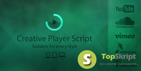 Creative Player Script 2.0