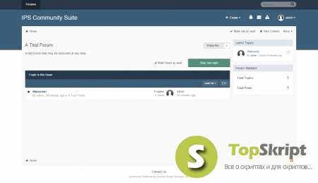 IPS COMMUNITY SUITE 4.0.7 NULLED RUS
